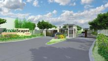 AMAIA Scapes Cavite Village Entrance