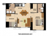 2-Bedroom Unit